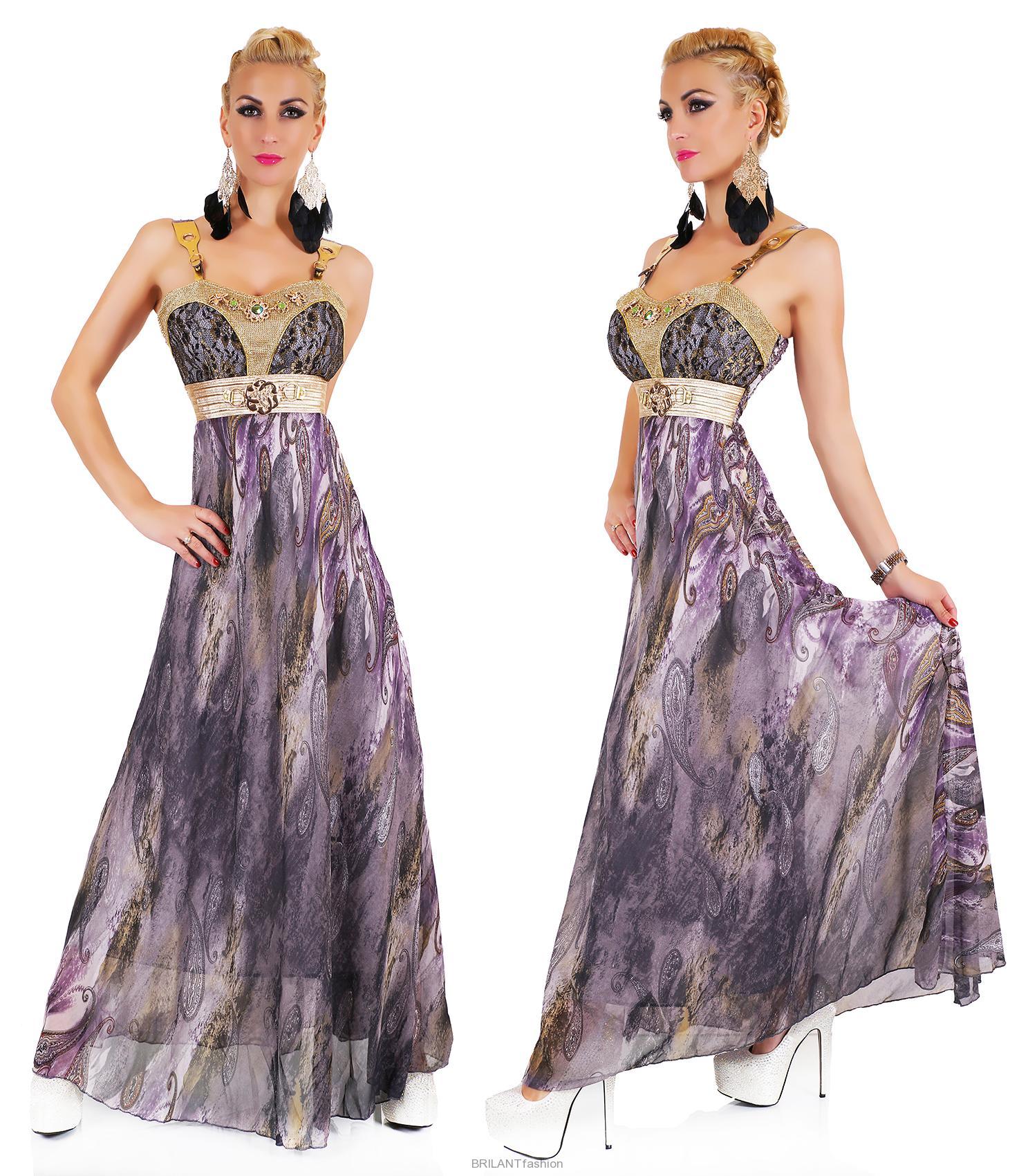a6533ace2474 Sexi dlhé šaty