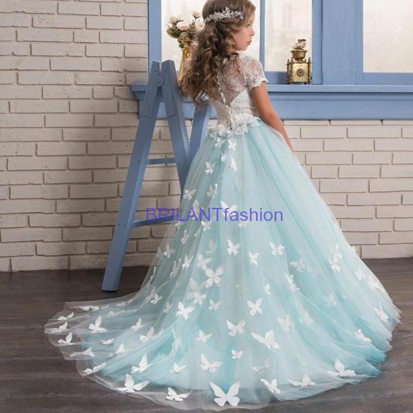 a3bb46269c9 Nádherné Luxusné detské Narodeninové šaty
