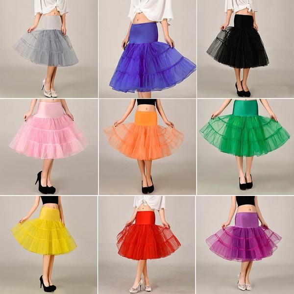 Luxusné aj spoločenské šaty. Retro Rockabilly sukňa- 1c66b64c7fd