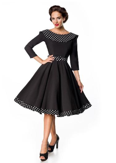 Belsira Premium Swing šaty- ea2d480aae0