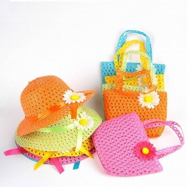 Detský set-klobúčik+kabelka 78f6028cbf9